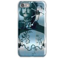 Telecommunications ~ Memory of a Thought. iPhone Case/Skin