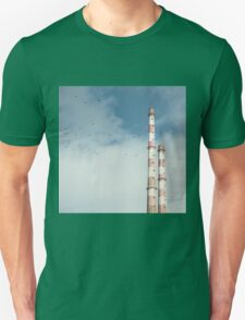 Pigeon House Unisex T-Shirt