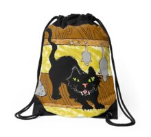 Because Every Day is Ratterday. Drawstring Bag