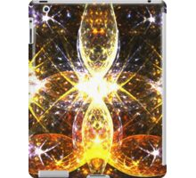 Golden Fireflies iPad Case/Skin