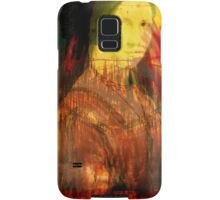 Here is Paint in Your Eye Samsung Galaxy Case/Skin