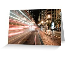 San Francisco-Hot In The City Greeting Card