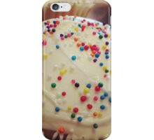 Cupcakes & Sprinkles iPhone Case/Skin