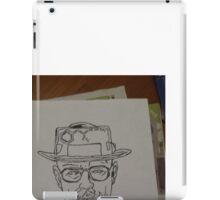 Mr white concept iPad Case/Skin