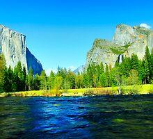 Valley View, Yosemite by maventalk