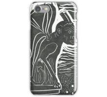 Gargoyle 1 iPhone Case/Skin