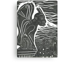 Gargoyle 1 Canvas Print