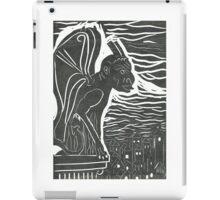 Gargoyle 1 iPad Case/Skin
