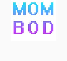 mombod gradient Womens Fitted T-Shirt