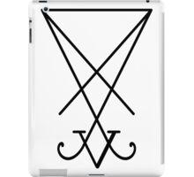 Satanic Simbol iPad Case/Skin
