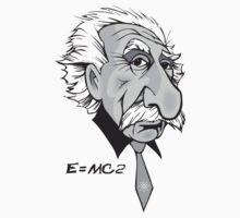 E=MC2 by Scott Westlake