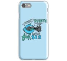 Fish Lyricart iPhone Case/Skin