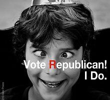 Vote Republican! 3 by Alex Preiss