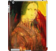 Here is Paint in Your Eye iPad Case/Skin