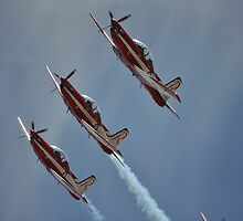 Formation Three by bsn-photography
