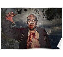 Zombie Walk Brisbane Poster