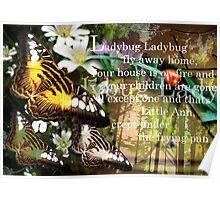 Ladybug ladybug.. Poster