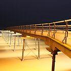 Saltburn Pier by Ian Yarrow