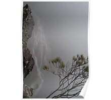 Wentworth falls Misty Poster