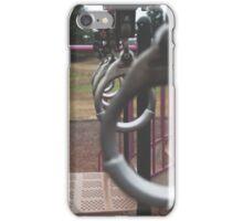 Playground Rings iPhone Case/Skin