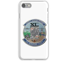 San Bernardino Sheriff Air Support iPhone Case/Skin