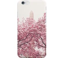 Cherry Blossoms - Central Park - New York City iPhone Case/Skin
