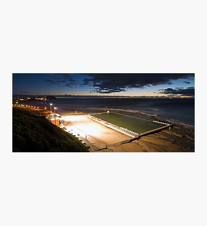 Merewether Baths Photographic Print