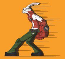 Ryan Whyte - The White Rabbit T-Shirt