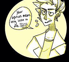 Rick's Opinion- Digital by Anika-I