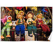 Ceramic toys Poster
