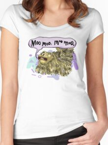 Lionel the Magnificent Women's Fitted Scoop T-Shirt