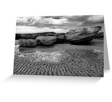 Rock Ledge Greeting Card