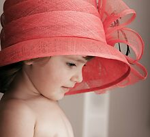 I love Mum's hat! by Brett Norman
