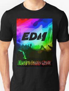 EDM Electro Dance Music  Unisex T-Shirt