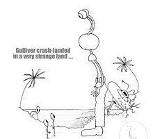 Gulliver by robertemerald