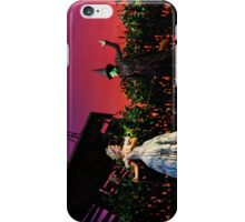 Jemma Rix and Lucy Durack in Wicked iPhone Case/Skin