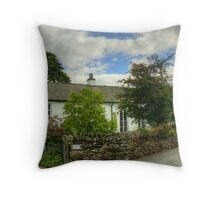 Hawkshead Hill Baptist Chapel Throw Pillow