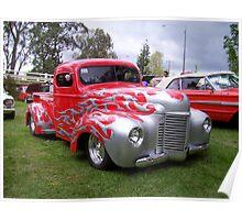 1940 Ford V8 Ute Poster