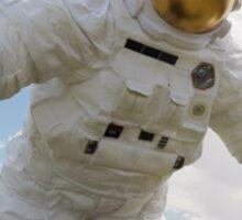 Coachella Astronaut Sticker
