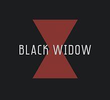 Black Widow by berryghost