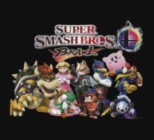 Super Smash Bros Brawl by Caindoglover