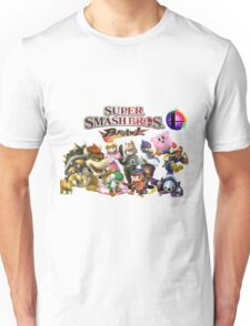 Super Smash Bros Brawl Unisex T-Shirt