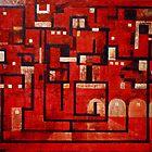 Labyrinth Street by Ivonne Kennedy
