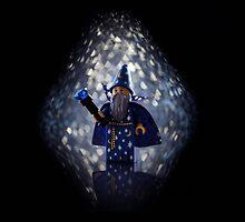 Mystical Lego Merlin by emmkaycee