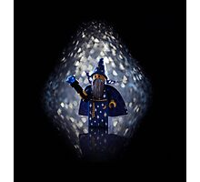 Mystical Lego Merlin Photographic Print
