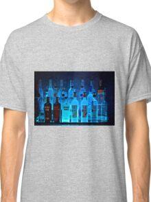 Blue Night Shadows Classic T-Shirt