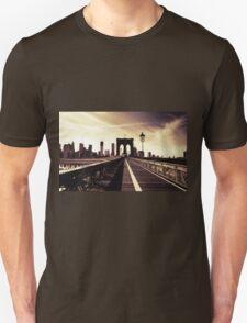 Brooklyn Bridge - New York City Unisex T-Shirt