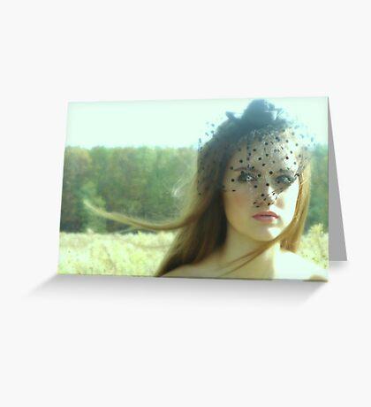 kaleidoscope of lonely seasons. Greeting Card