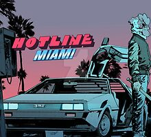 Hotline Miami 2: Wrong Number Art by RBTOENESSX