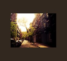 Sunlit Street - Greenwich Village - New York City Unisex T-Shirt